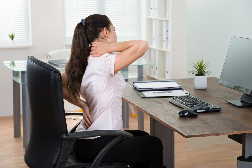 סובל מנזקי ישיבה ממושכת?