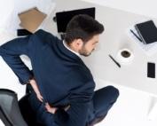 עבודה, בריאות ומחשב: ישיבה, עמידה ועבודה נכונה