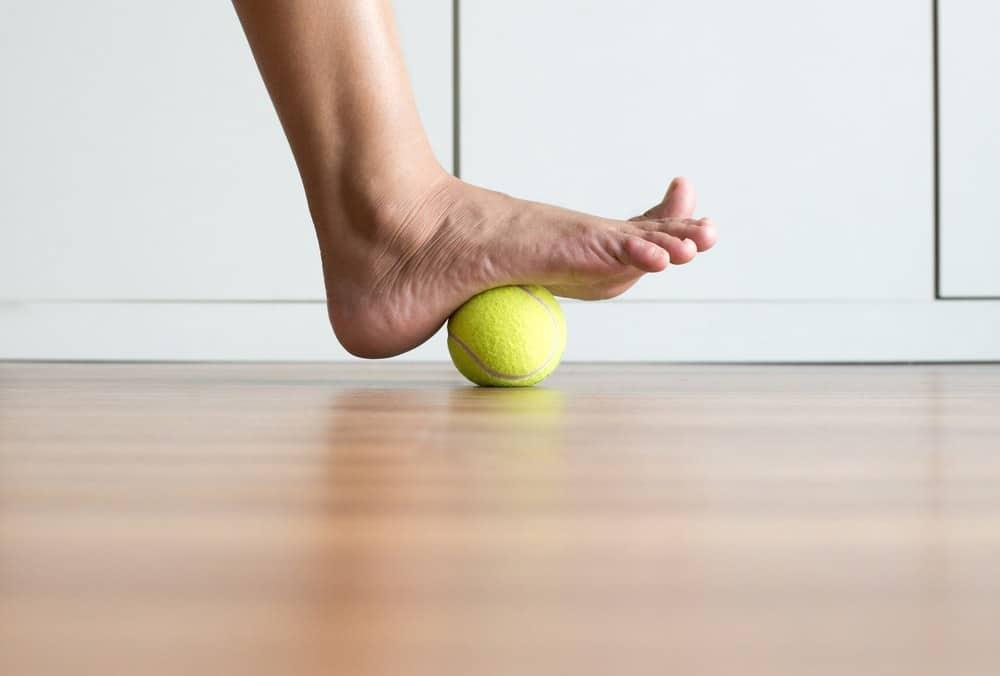 דורבן בכף הרגל: טיפול ומניעה, סימפטומים