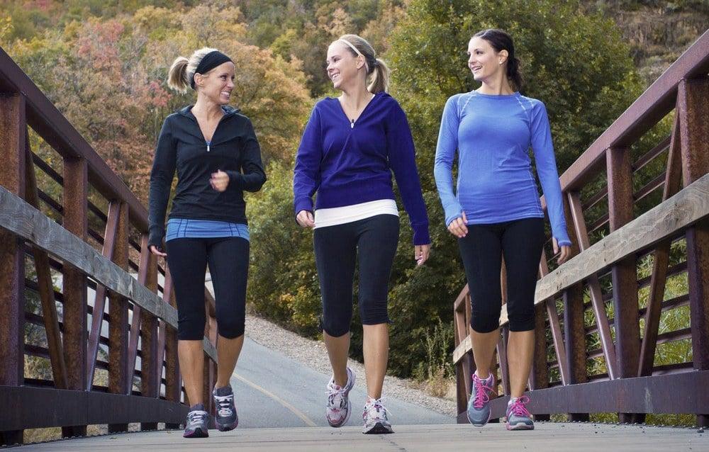 לצעוד אל הבריאות: 10,000 צעדים ביום